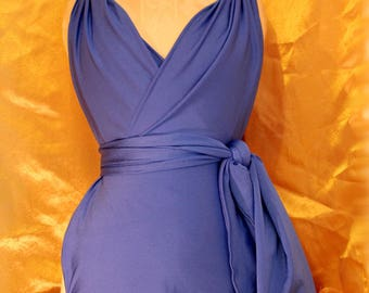 Blue Swimfinity / Blue swimfinity (swimsuit) size 40/42