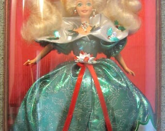 Holiday Barbie 1995 - Special Edition