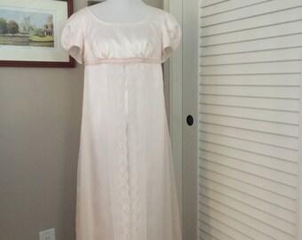 Jane Austen Regency Gown by Iblamejanetoo - U.S. size 6