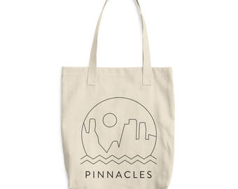 Pinnacles National Park Tote Bag
