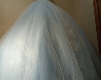 My version of Cinderella dress 2015.