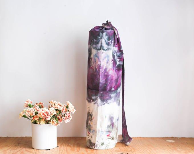 Yoga Mat Bag: Sistine