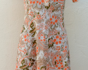 Robe vintage 70s Taille 38 FR