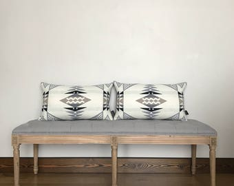 Pendleton pillow cover, throw pillow cover, wool, modern pillow cover