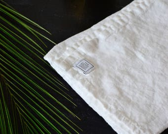 Softened Linen Towel, natural linen, tea towel, kitchen towel, bath towel
