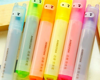 Kawaii Mini Highlighters!
