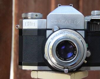 Zeiss Ikon Contaflex IV Film Camera