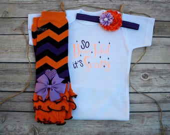 Baby Girl Halloween Outfit, Baby Girl Clothes, Baby Girl First Halloween, Halloween Baby Girl Outfit, Baby Girl Halloween Costume, Newborn