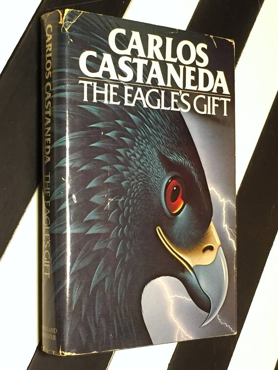 The Eagle's Gift by Carlos Castaneda (1981) first edition book