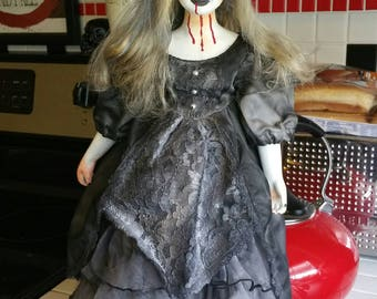 Horror Doll Death Bride