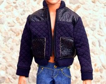 Barbie clothes - Ken doll clothes - Ken jacket, Barbie clothes,12'' doll, action figure