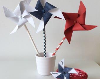 """Windmills """"petit bateau"""""""