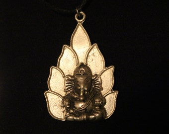 Ganesh necklace   The Remover of Obstacles