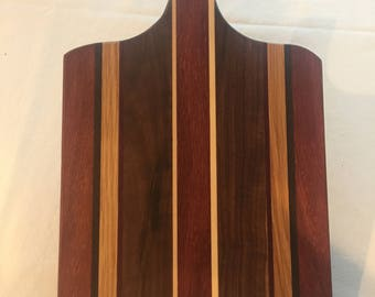 Cutting board, cheese board, serving tray