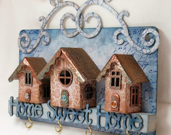 Home Key Hanger Kit - Home Decor