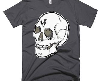 Skully / Urban, Alternative / Short-Sleeve Unisex, Graphic Tshirt