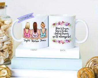Sorority Family Gift | Grand Big | Gbig | Big Little Sorority Gift | Big Lil Sorority Mug | Sorority Gift | Big Little Reveal