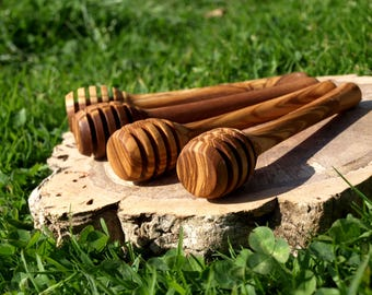 stick to honey drizzler Portugal - natural and organic wood
