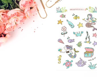 Mermaid Dreams - Decoratives