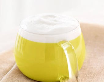 Golden Milk Latte Mix - Gourmet Turmeric Drink, Turmeric Milk Mix, Golden Latte, 100% All Natural Ingredients, Healthy Drink Mix