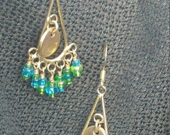 Belly Dancer Earrings