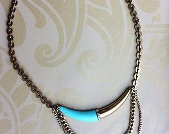 Silpada Coastal Color Necklace