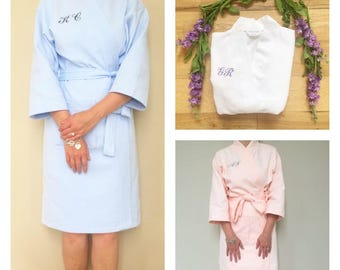 Bridesmaid Personalised Robe