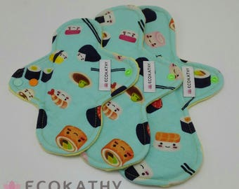 Luxury Cloth Pad Set 3