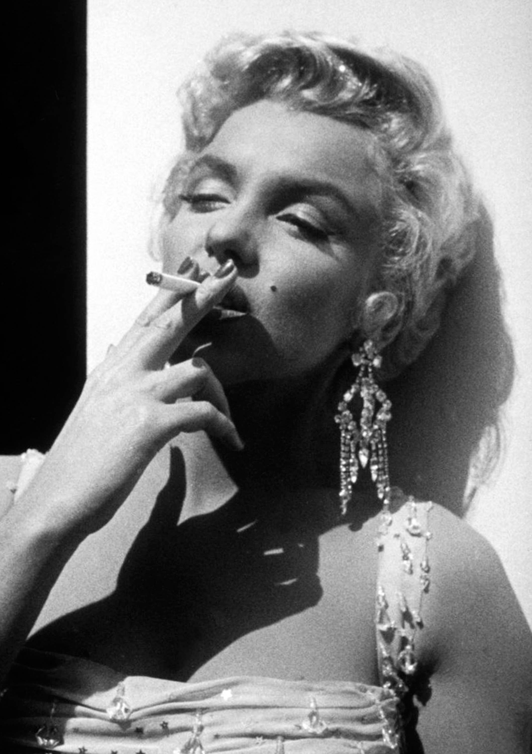 Marilyn Monroe Monochrome Photographic Print 65 (A4 Size - 210mm x ...