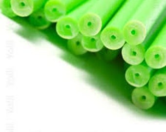 50 - Green Lollipop Sticks 4inch Cake Pop Sticks Cookie Sticks Baking and Chocolate Sticks Lollipop Sticks Baking Supplies Candy Supplies