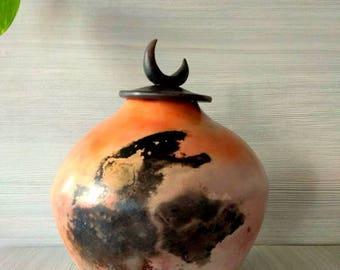 Decorative Vase Saggar