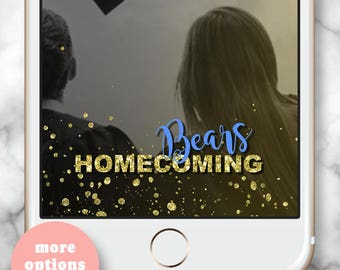 Homecoming Party Geofilter * Snapchat Filter Graduation College homecoming Class of 2018 Graduation Party filter Snapchat Filter Graduation