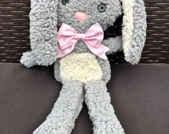 Handmade Bunny Stuffed Animal