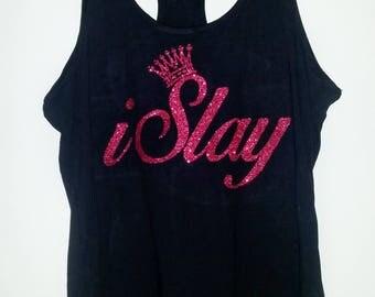 iSlay Workout Shirt
