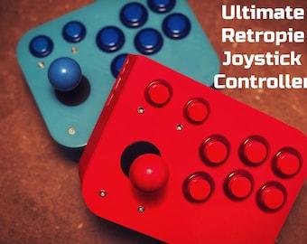 Ultimate Retropie Joystick Controller