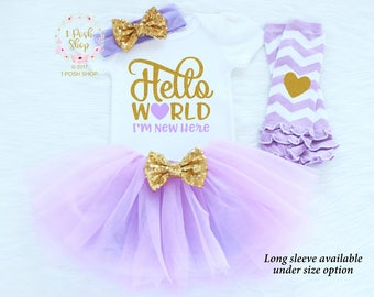 Newborn Girl Take Home Outfit, Baby Take Home Outfit Girl, Baby Coming Home Outfit Girls, Baby Girl Newborn, Baby Girl Shower Gift TH23