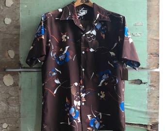 1970's Medium Pacifica Aloha Shirt