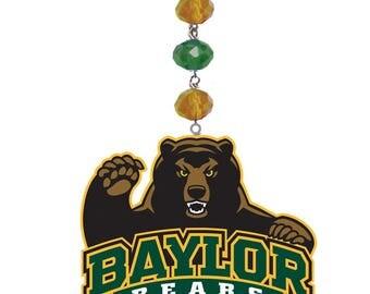 Baylor University *Logo* Magnetic Ornament,Baylor Decor, Baylor Bears Decor, Baylor Ornament, Baylor Football, Sic Em Bears, Bu