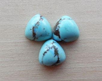Turquoise Cabochon 8mm Set