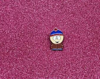South Park Stan Marsh enamel pin