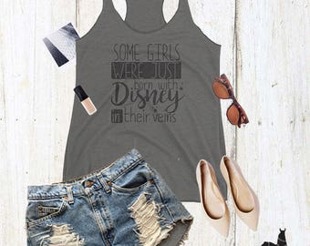 Disney Girl Tank Disney Fan Gift Womens Disney Shirt Workout Tank Disney Princess Tanktop Disney Shirts Disney Princess Gifts Tank Top