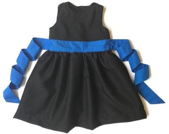 Thin Blue Line Dress