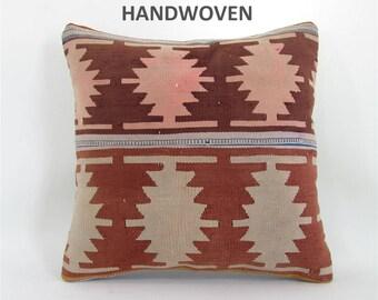 rug pillow kilim pillow cover decorative pillows home decor home accessories boho pillow sham throw pillow 001053