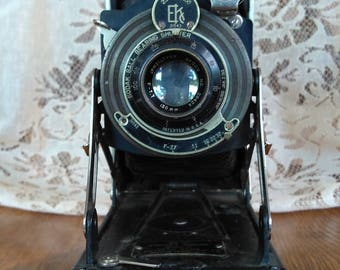 Free Shipping - Kodak No 1A Pocket Kodak Series II - Vintage Camera - Kodak - AS IS