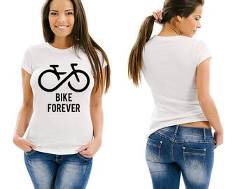 Bicycle Gift Bike Gift Bike Shirt Bicycle Shirt Cycologist Bicycle tshirt Bike tshirt Cycling gift cycling shirt biking shirt Bike Forever