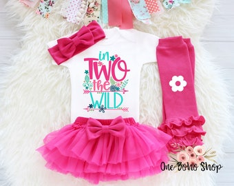 2nd Birthday Outfit Girl, Second Birthday Outfit Girl, Second Birthday TShirt, Second Birthday Toddler Girl, 2nd Birthday Tutu Outfit SB1HP
