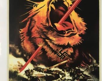 Kill the Nazi Tiger,