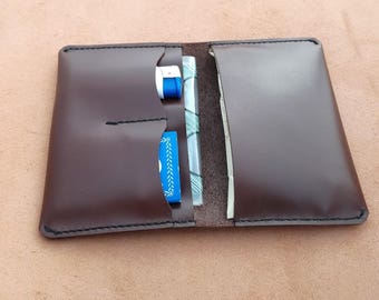 Leather tobacco wallet, Leather tobacco pouch, Rolling Tobacco Case, Rolling Cigarette Case, Tobacco Bag, cigarette case, Tobacco Case