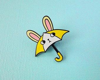 "maxwell's umbrella // 1.25"" hard enamel pin"