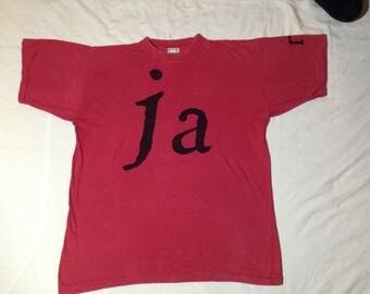 Vintage early 90s James T-shirt XL